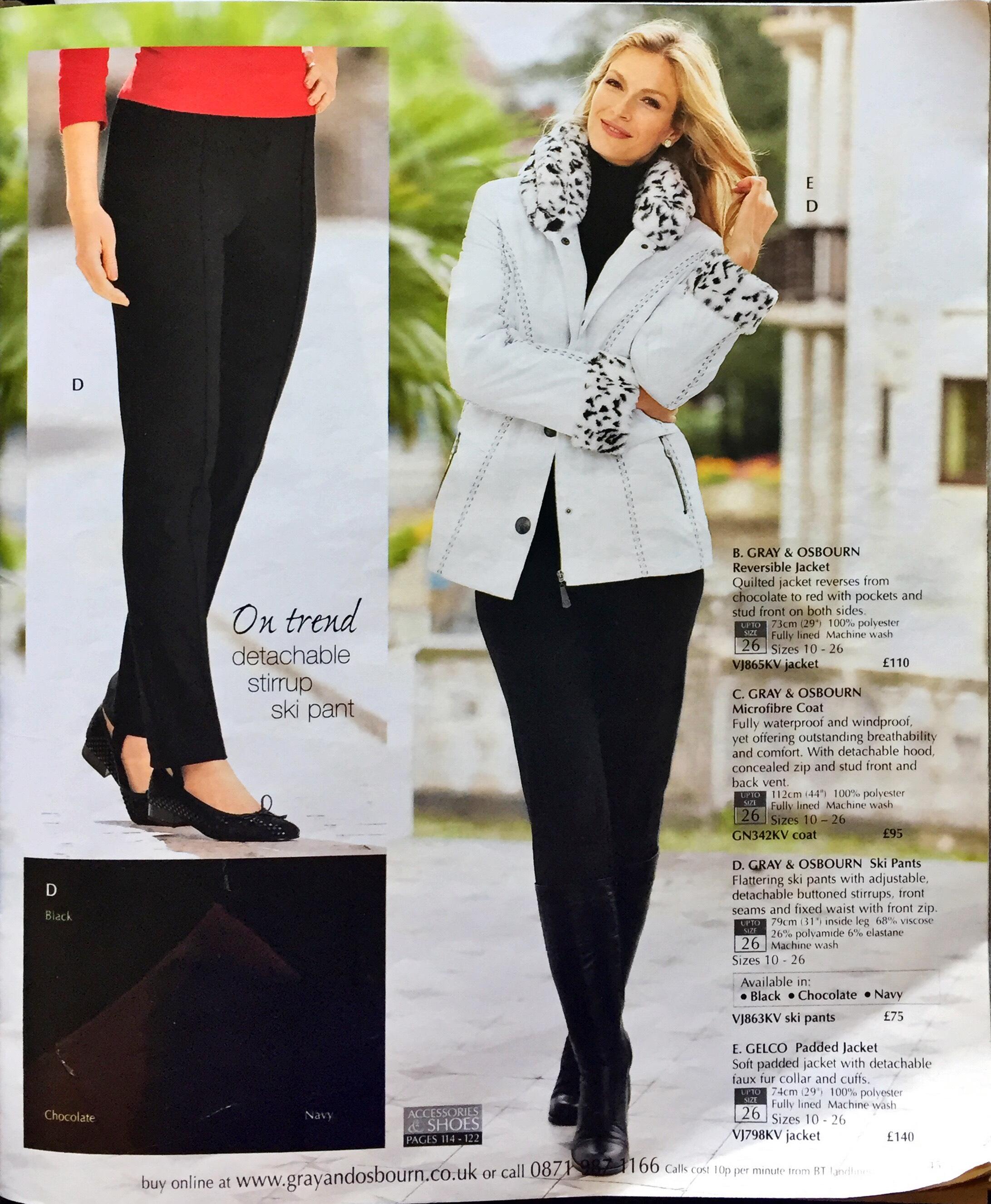 Gray and osbourne fashion 45