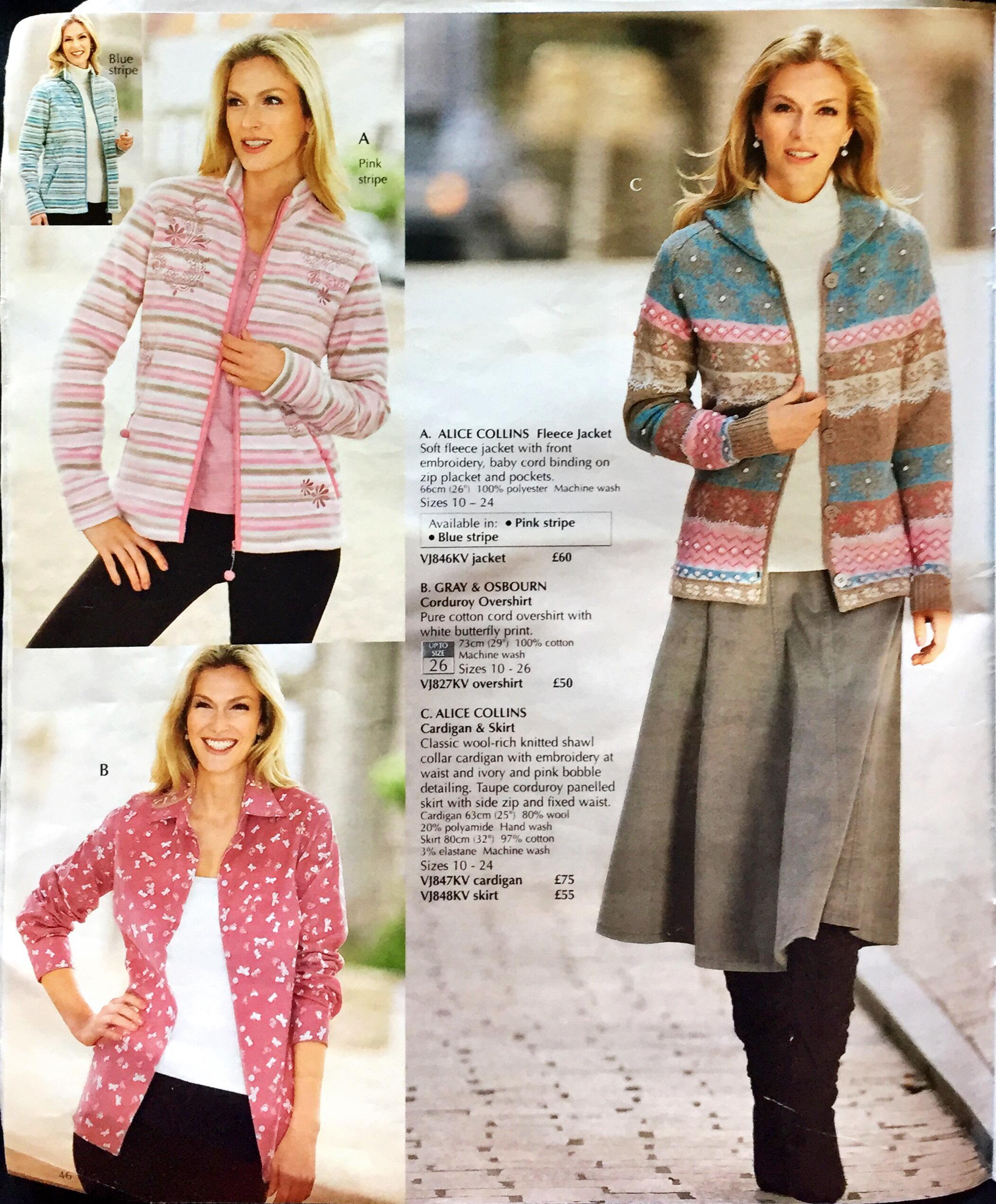 Gray and osbourne fashion 75