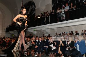 nabilla-benattia-walks-on-the-catwalk-owners-of-gaultier-manuel-and-picture-id172548144.jpg