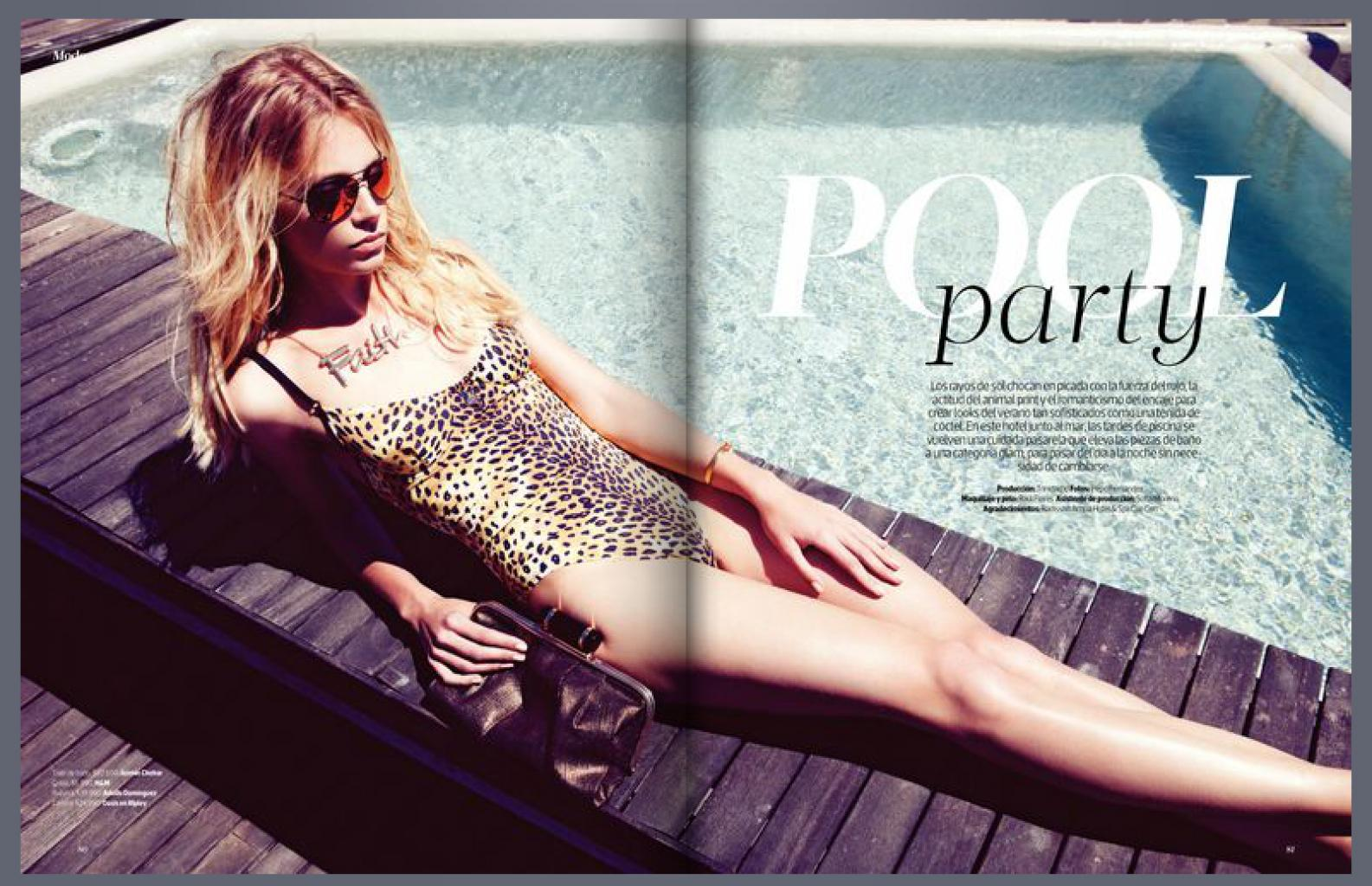 Coco Reher - mujer mag dec 2013 pool party.jpg