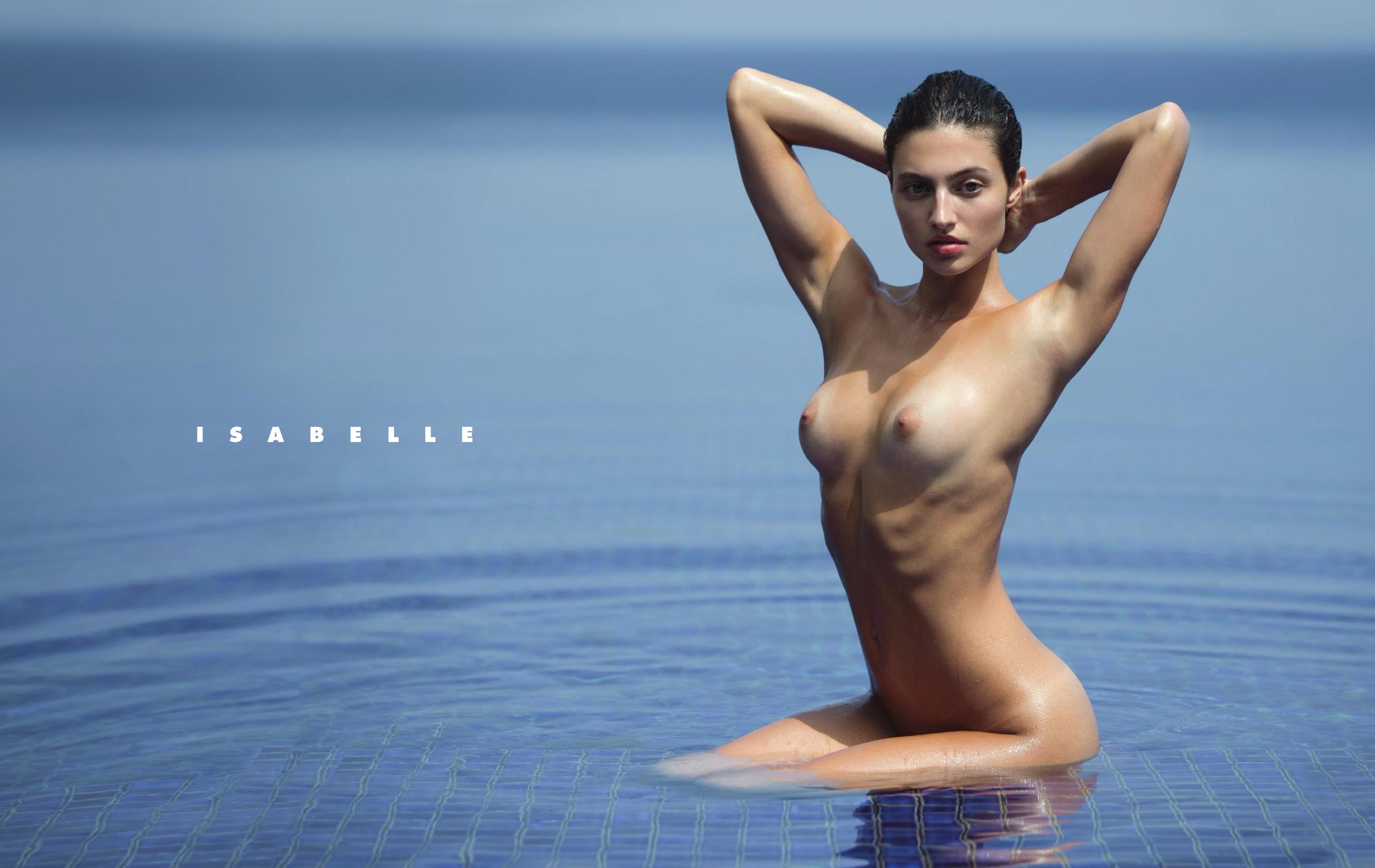 pics Isabelle Boemeke Nude - 9 Photos