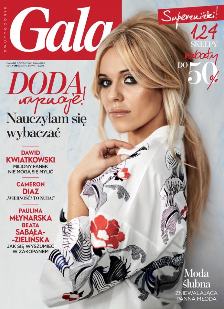 Dorota Rabczewska gala  18 mai 2014.jpg