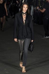 Vittoria Ceretti at Alexander Wang Spring 2018 RTW NYC 1.jpg