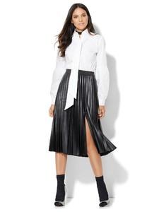 Cerelina Proesl New York & Company 7th Avenue Design Studio - Drama Tie Blouse 01427997_016_av4.jpg