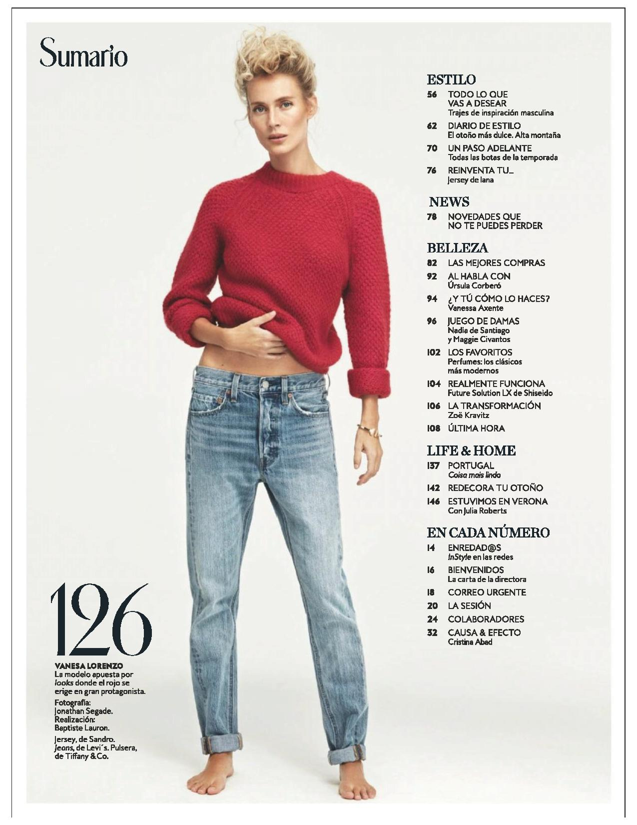 91fd54f2890 Vanessa Lorenzo - Page 24 - Female Fashion Models - Bellazon