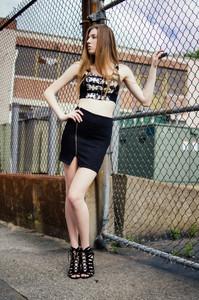 Briahna Nicole Gilbert - Female Fashion Models - Bellazon