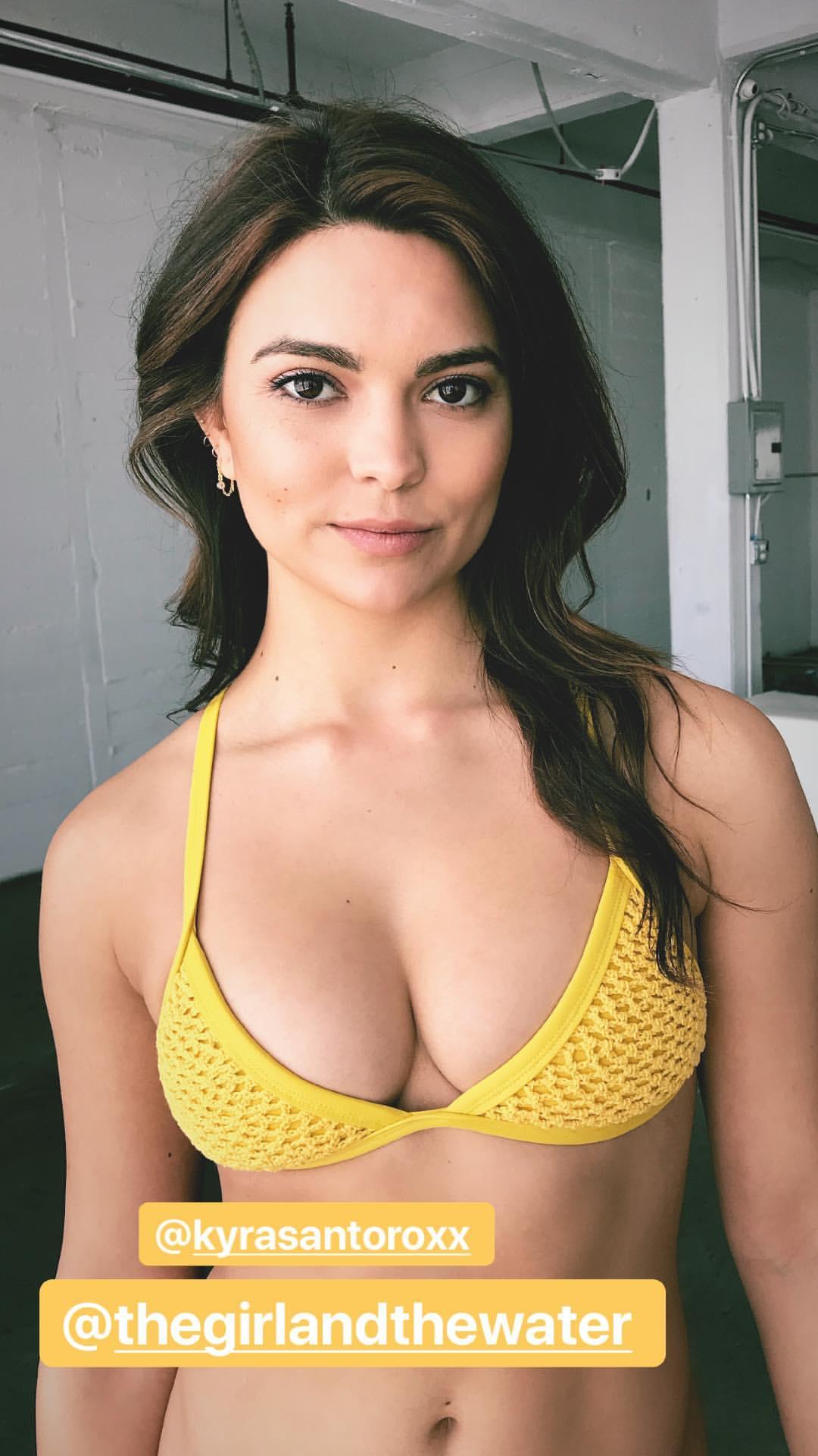 Boobs Kyra Santoro naked (81 photo), Pussy, Paparazzi, Twitter, lingerie 2015