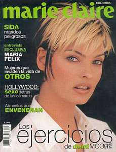 MARIE CLAIRE Colombia 1996.jpg