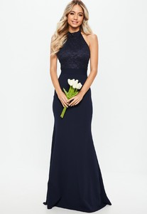 bridesmaid-navy-halterneck-lace-insert-fishtail-dress (2).jpg