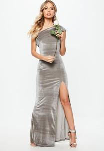 bridesmaid-grey-velvet-one-shoulder-overlay-maxi-dress.jpg