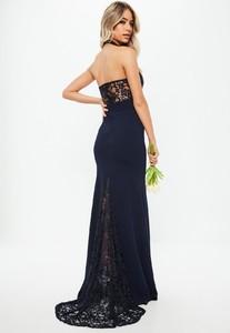 bridesmaid-navy-halterneck-lace-insert-fishtail-dress.jpg