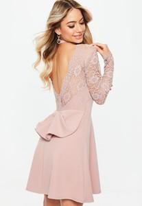 bridesmaid-pink-backless-lace-bow-detail-skater-dress.jpg