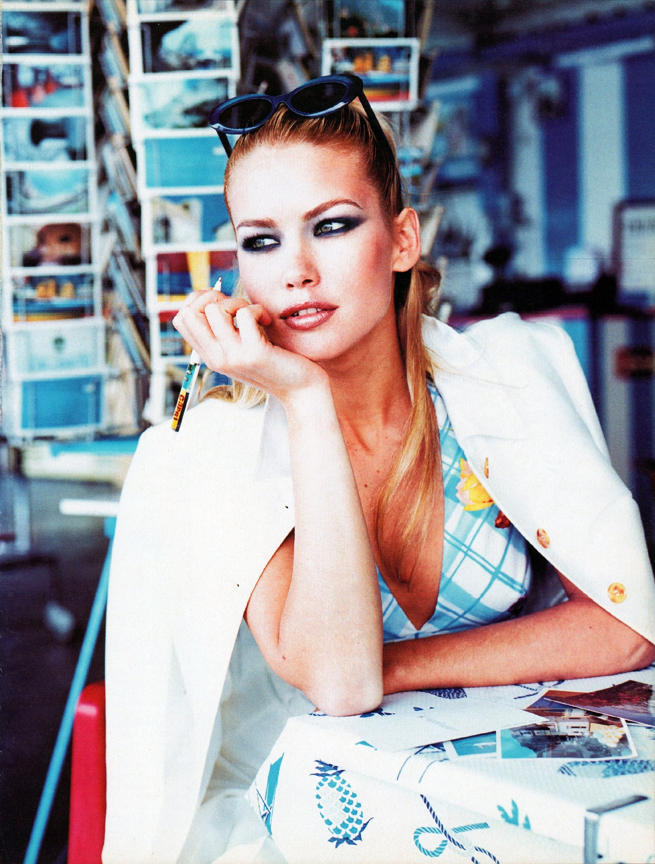 foto Valeria Mazza ARG 1 1998