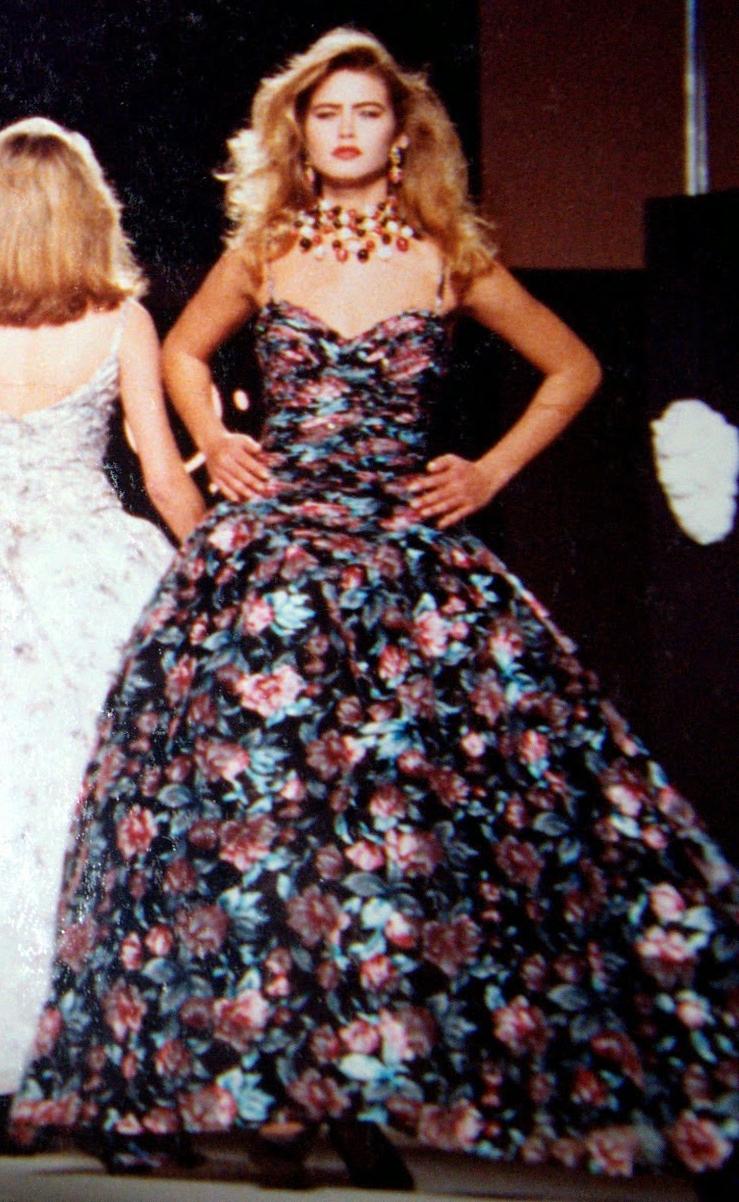 pics Valeria Mazza ARG 1 1998