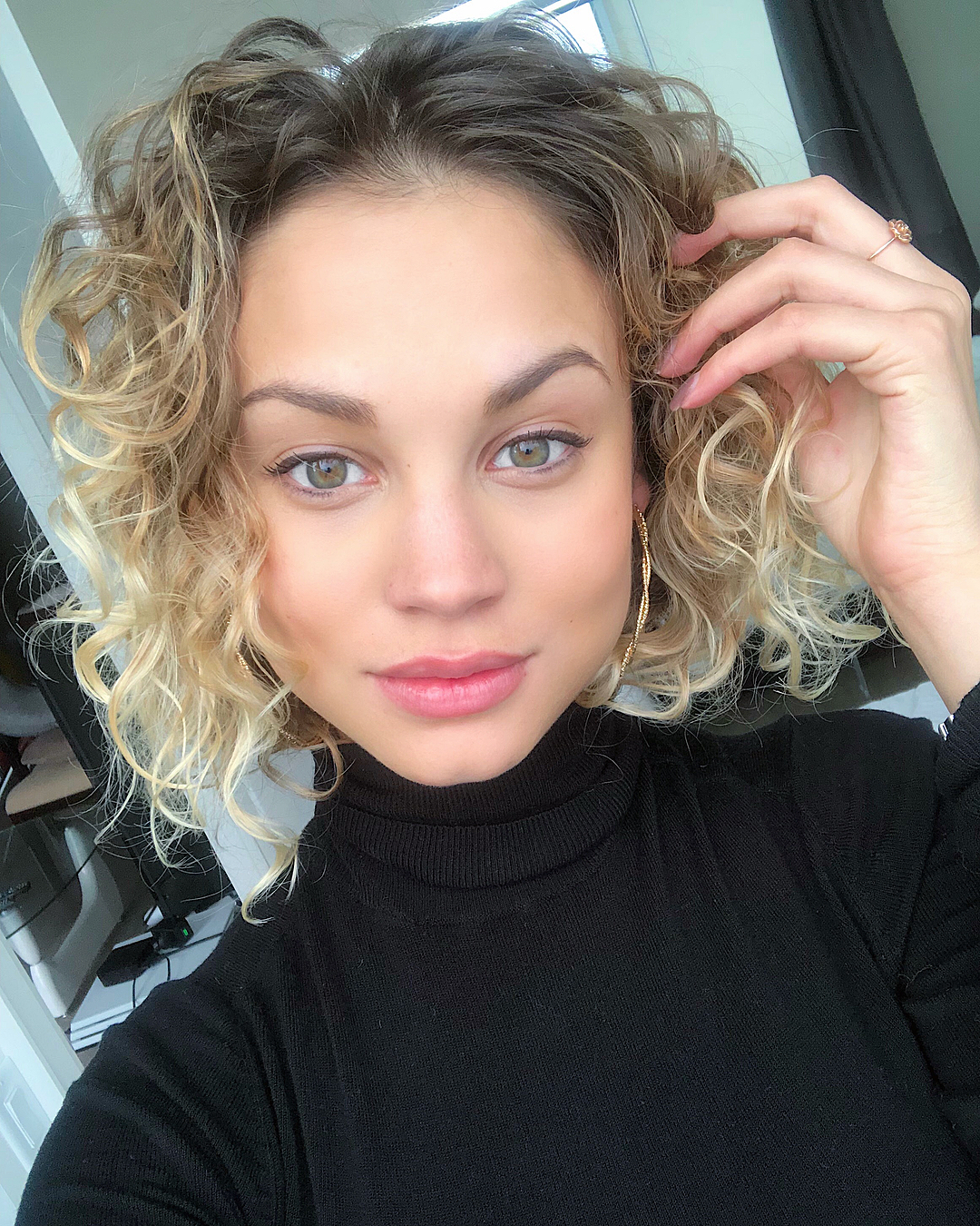 Topless Selfie Stephanie Rose Bertram naked photo 2017