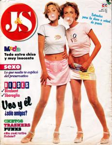 J&S - Año 1 - Nº 2 - en Septiembre del 94 salio el primer numero.jpg