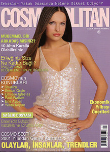 Cosmopolitan Turkey December 2001.jpg