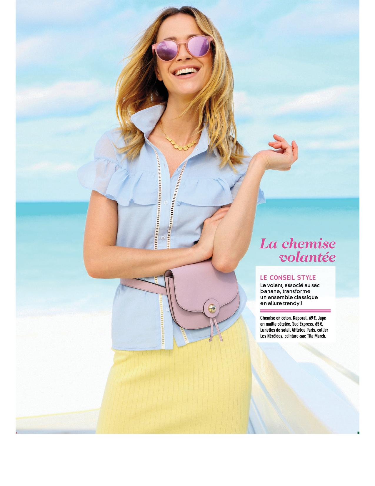 Femme Actuelle Models - Page 26 - General Discussion - Bellazon 04a9db74a6f4