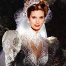 Bride fan