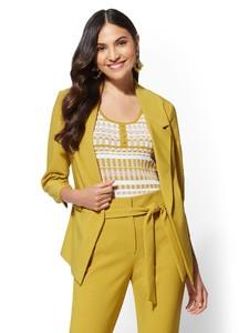 Cerelina Proesl New York & Company 7th Avenue - Soft Jacket 02254864_374.jpg