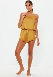 mustard-ruffle-satin-cami-pyjama-short-set.jpg 1.jpg