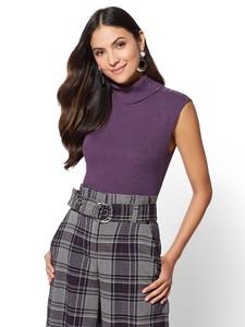 Cerelina Proesl New York & Company 7th Avenue - Sleeveless Turtleneck Sweater 02126146_162.jpg
