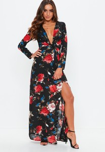 black-floral-long-sleeve-twist-wrap-maxi-dress.jpg 1.jpg