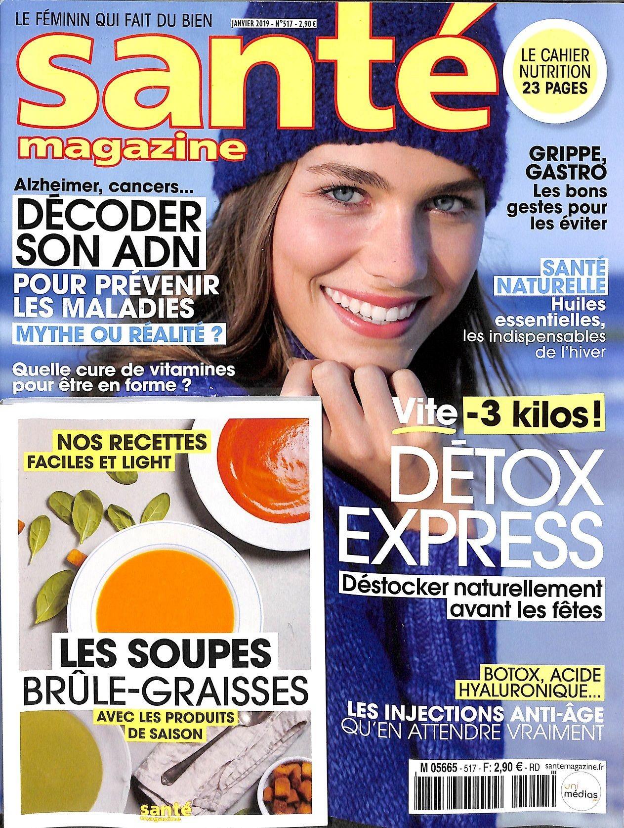 Romy Klerks santé mag janvier 2019.jpg