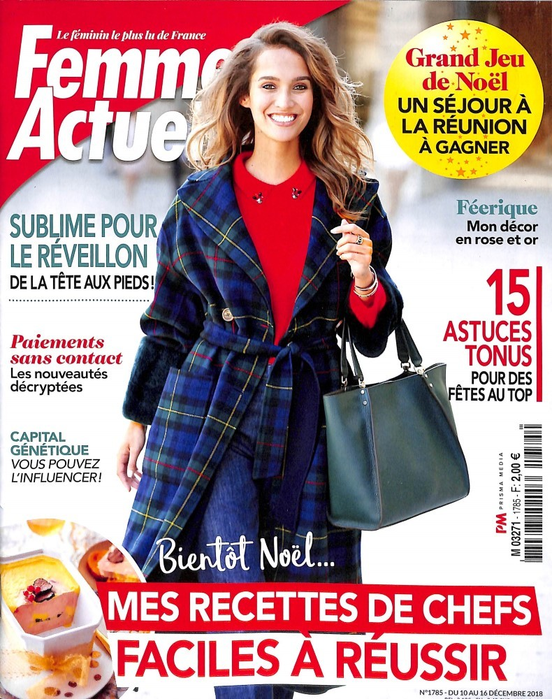 Lainara Araujo - Femme Actuelle 10 dec 2018.jpg