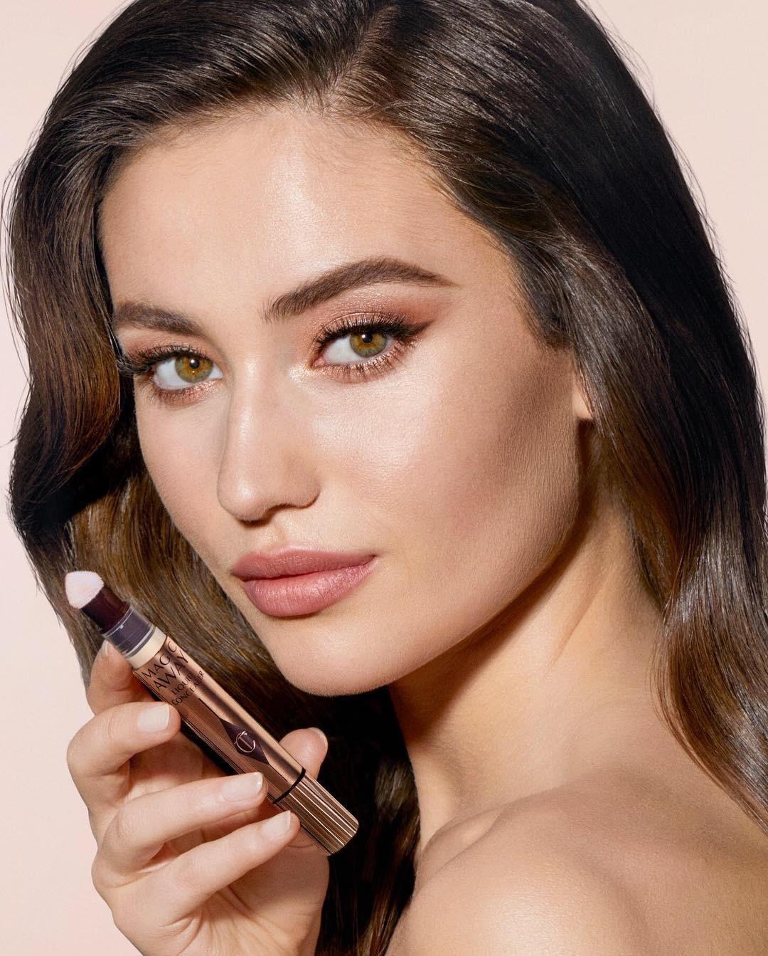 Charlotte Tilbury Makeup Models ID , Model ID , Bellazon