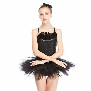 MiDee Adult Ballet Tutu Black Feather Swan Dress Ballerina Dance Costu – MiDee Dance Costume064.jpg