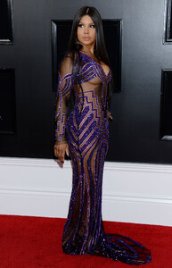 Toni Braxton at the 61st Annual Grammy Awards in Los Angeles 10 Febr, 2019 a05.jpg