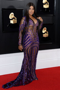 Toni Braxton at the 61st Annual Grammy Awards in Los Angeles 10 Febr, 2019 a02.jpg