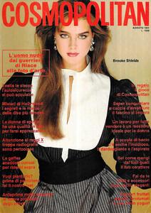 Cosmopolitan [Italy], August 1981.jpg