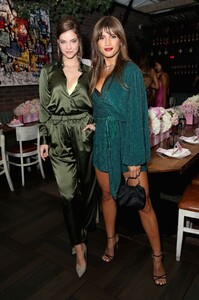 [1140836060] Angel Barbara Palvin And Rocky Barnes Celebrate The New Incredible By Victoria's Secret Collection In Los Angeles.jpg