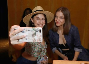 [1142956202] Sports Illustrated Swimsuit Hosts 'SI Swimsuit On Location' At Ice Palace - Day 2.jpg