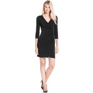 calvin-klein-black-plus-size-three-quarter-sleeve-ruched-faux-wrap-dress-product-1-17177766-0-839179114-normal.jpg