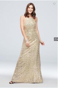 Screenshot_2019-07-09 High-Neck Allover Sequin Bridesmaid Dress David's Bridal(4).png