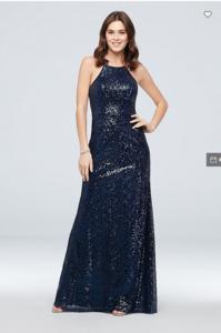 Screenshot_2019-07-09 High-Neck Allover Sequin Bridesmaid Dress David's Bridal(5).png