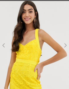 Screenshot_2019-07-09 Paper Dolls Tall crochet lace dress with multiway straps in yellow ASOS(5).png