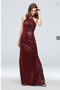 Screenshot_2019-07-09 High-Neck Allover Sequin Bridesmaid Dress David's Bridal(1).png