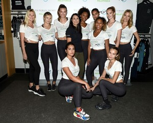 [1175607781] Victoria's Secret Angel Cycle To End Cancer Hosted By Angels Martha Hunt, Josephine Skriver, Alexina Graham, Chey Carty, Gizele Oliveira, Josie Conseco, Lorena Duran And Sofie Rovenstine At Flywhee.jpg