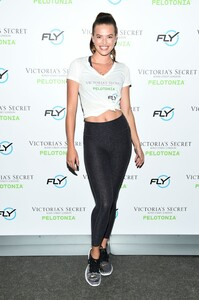 [1175607825] Victoria's Secret Angel Cycle To End Cancer Hosted By Angels Martha Hunt, Josephine Skriver, Alexina Graham, Chey Carty, Gizele Oliveira, Josie Conseco, Lorena Duran And Sofie Rovenstine At Flywhee.jpg