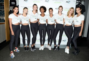 [1175607544] Victoria's Secret Angel Cycle To End Cancer Hosted By Angels Martha Hunt, Josephine Skriver, Alexina Graham, Chey Carty, Gizele Oliveira, Josie Conseco, Lorena Duran And Sofie Rovenstine At Flywhee.jpg