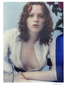 Vogue UK (July 2000) - Yours Truly - 004.jpg