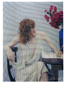 Vogue UK (July 2000) - Yours Truly - 001.jpg