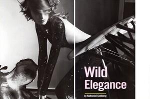 Vogue Italia (October 2005) - Wild Elegance - 001.jpg