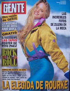 Carola Del Bianco, Gente 12 August 1993.jpg
