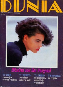 DUNIA Ana Lucia Spanish DUNIA Magazine,#º 264 Week from December 4 to 1,1987.jpg