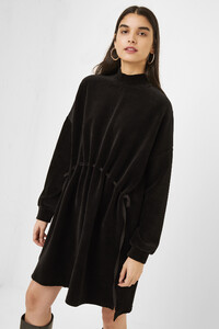71mgb-womens-fu-black-renata-cord-jersey-gathered-waist-dress-1.jpg